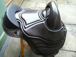torsion treeless saddle. trekker talent treeless saddle. it has in built panels with good spine clearance so no special pad required this. this is a high quality german saddle torsion
