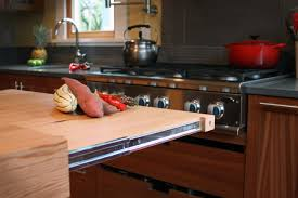 Cutting Board Cabinet Kitchen Cabinet Pull Out Cutting Board