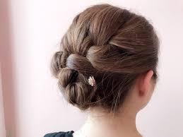 浴衣にはこの髪型ゴムとかんざし1本で簡単まとめ髪 Lulu 美のお