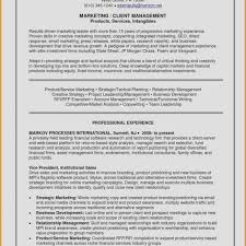 Marketing Resume Objective Detail Examples Resumes Objectives