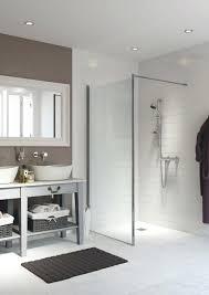 curbless shower stndrd ides kerdi kit floor joists pan home depot