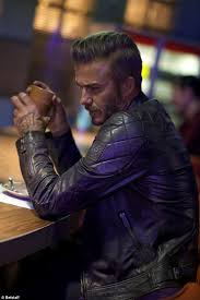 former footballer david stars in a new short called outlaws for belstaff which will