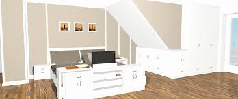 Kleines Schlafzimmer Mit Schräge Gestalten Coole Kleine Innen