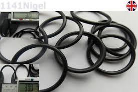 Otros ID de 50mm X 2mm CS sección o Anillo Anillos de caucho de nitrilo 70  métrica Paquete de 1-10 Equipamiento y maquinaria det10-10.vn