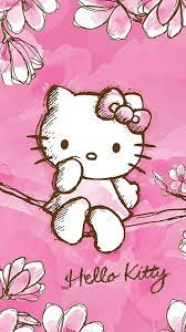 Wallpaper Hello Kitty Pictures iPhone ...