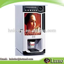 Portable Vending Machine Amazing Leeho Brand Portable Coin Operated Coffee Vending Machine Buy
