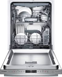Bosch Small Kitchen Appliances Bosch 24 Panel Ready 800 Series Dishwasher Shv68t53uc