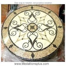 mosaic medallion medallions tile medallion floor tile flooring marble floor medallion tile with tile floor medallions