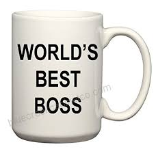 office coffee mugs. \u201cWorld\u0027s Best Boss\u201d Coffee Mug As Used By Michael Scott On The Office - Mugs E