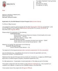 Nih F31 Application Guide For Bgs Students Applying For Individual
