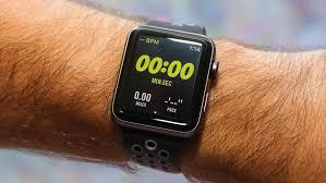 apple nike watch series 2. apple watch series 2 nike+ review: nike a