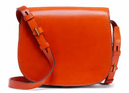 brown saddle purse bags
