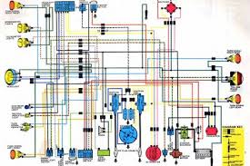 honda twin ignition wiring diagram petaluma honda cb350 k4 wiring diagram electrical system schematic