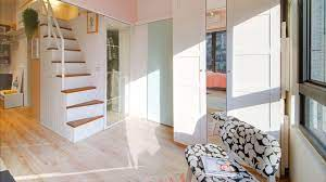 33 Square Meter Tiny Apartment Youtube
