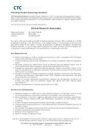 Regulatory Specialist Sample Resume Podarki Co