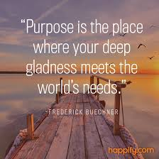 Frederick Buechner Quotes Awesome The Best Definition Of Life's Purpose We've Heard Frederick