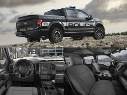 2018 ford police vehicles. brilliant vehicles ford has revealing the automotive industryu0027s first pursuitrated pickup  2018 f150 police responder giving law enforcement agencies a more versatile  inside ford police vehicles o