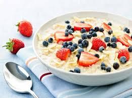 Haferflocken abnehmen frühstück