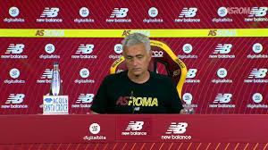 Roma, la conferenza stampa di Mourinho prima di Hellas-Roma (18/09/2021) -  YouTube