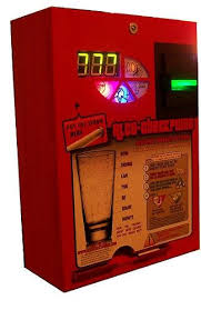 Breathalyzer Vending Machine Business Unique Amazon AlcoCheckpoint Alcohol Breathalyzer Vending Machines