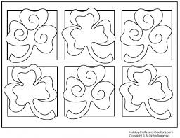 Small Picture 27 Printable Saint Patrick Day Worksheets Activities and Coloring
