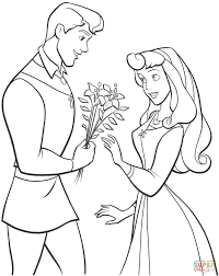 Small Picture Sleeping Beauty Coloring Pages At Coloring Page glumme
