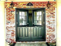 front doors with glass side panels luxury decorating door pa