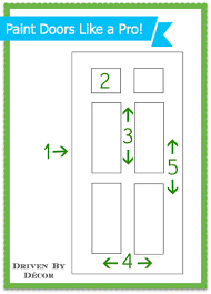 paint interior doorsThe Best Way to Paint an Interior Door My Step by Step Howto
