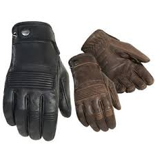 Details About Cortech Duster Leather Mens Street Cruising Touring Riding Motorcycle Gloves