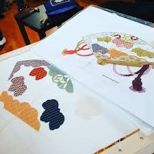 Class Of 2019 Embroidery Design D1d2 Japanese Embroidery Phase 2 3 November Class