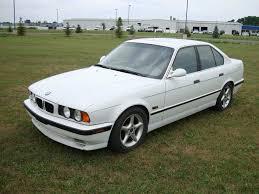 E34 FS: 1995 540i M-Sport 6-Speed Alpine White