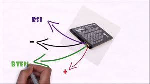 why your mobile phone battery have more than 2 terminals why your mobile phone battery have more than 2 terminals