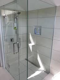 square corner showers frameless shower doors frameless glass showers nz