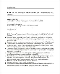 Technical Resume Templates Inspiration Technical Resume Template 48 Free Word PDF Document Downloads