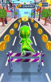 The Dino Runner 3D - Free Running Games for Android - APK Download