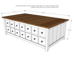 Standard Kitchen Table Sizes Coffee Table Coffee Table Measurements Inside Finest Kitchen