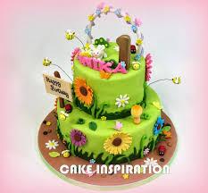 garden party birthday cake ideas. garden themed cake ideas | theme daisy flower cakes party birthday