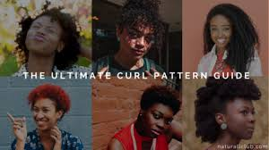 The Ultimate Curl Pattern Guide Naturall Club