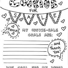 Small Picture Best Girl Scout Cookie Coloring Pages Contemporary Coloring Page