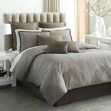 neutral bedding sets queen comforter contemporary modern king size