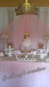 Mini Princess Pink And Gold Diaper Cakes Princess Theme Baby Princess Theme Baby Shower Centerpieces