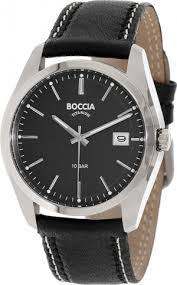 Мужские наручные <b>часы Boccia</b> Titanium — купить на ...