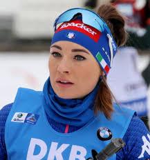 Live da hochfilzen per la staffetta biathlon: Dorothea Wierer Wikipedia