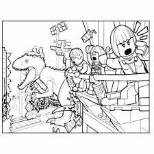 Jurassic Park Jurassic World Kleurplaten Leuk Voor Kids