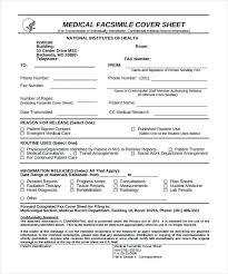 Facsimile Fax Cover Sheet Medical Fax Cover Sheet Heatsticks Co