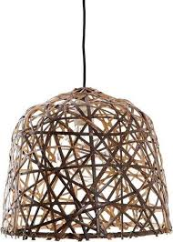 hang lamp ay illuminate hanglampen nederland small via lichtpunt alle richtingen zwart bamboe black birds nest