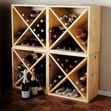 X wine rack