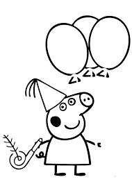 Cose per crescere propone una selezione di disegni di animali selvatici, disegni di animali domestici, disegni di animali della fattoria e animali del mare, animali della savana, della giungla, uccelli, insetti, rettili e roditori. 38 Disegni Peppa Pig Da Colorare E Stampare