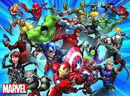 marvel universe avengers comic rug superhero bedding area rugs x large blue