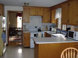 Small Kitchen Remodeling Small Kitchen Remodeling Ideas Pictures Classic U Shaped Kitchen